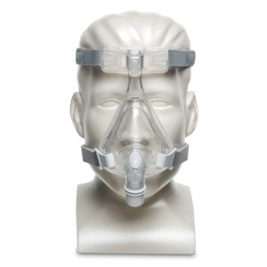 Respironics Amara Full Face CPAP Mask with Headgear front