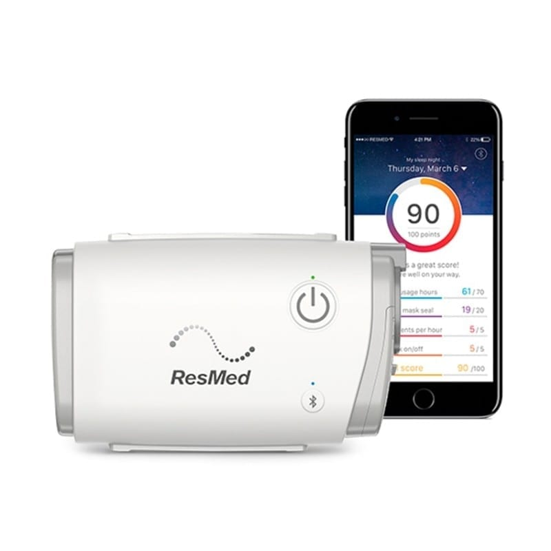 App for ResMed AirMini CPAP Machine