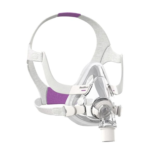 ResMed AirTouch F20 for Her Full Face CPAP Mask with Headgear