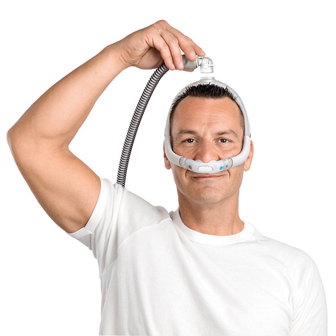 ResMed AirFit™ P30i Nasal Pillow CPAP /BiPAP Mask with Headgear FitPack -  CPAP Store USA